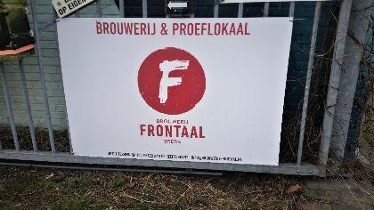 Frontaal, Breda, bier, brouwerij, STEK, brouwerij