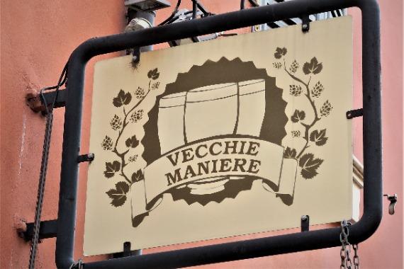Vecchie Maniere, Parma